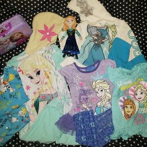 Disney's Frozen Toddler Bundle